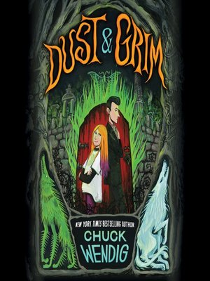 cover image of Dust & Grim
