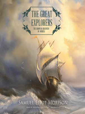 cover image of The Great Explorers