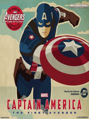 cover image of Captain America