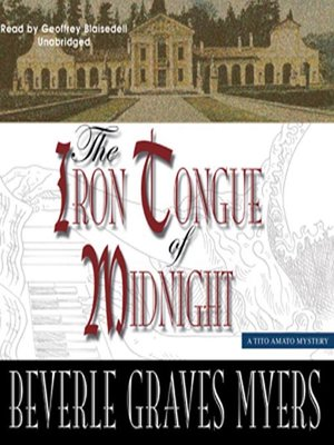 cover image of The Iron Tongue of Midnight