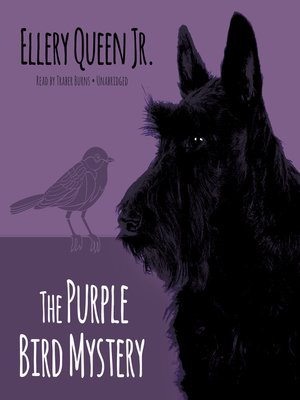 cover image of The Purple Bird Mystery
