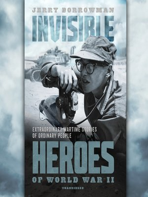 cover image of Invisible Heroes of World War II