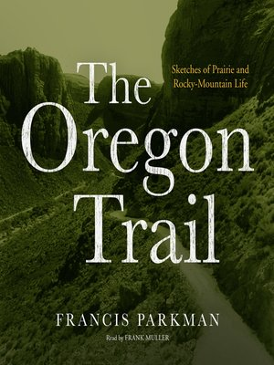 cover image of The Oregon Trail