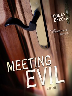 cover image of Meeting Evil