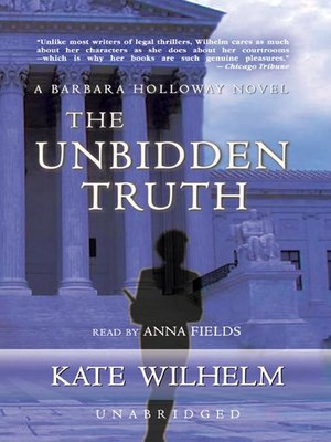 cover image of The Unbidden Truth