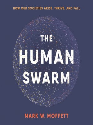 cover image of The Human Swarm