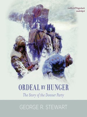 cover image of Ordeal by Hunger