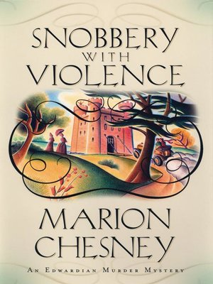 cover image of Snobbery with Violence