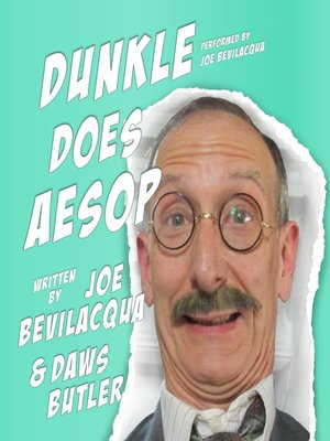 cover image of Dunkle Does Aesop