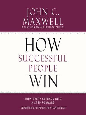 cover image of How Successful People Win