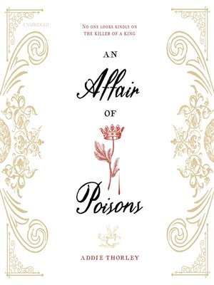 cover image of An Affair of Poisons