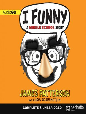 cover image of I, Funny