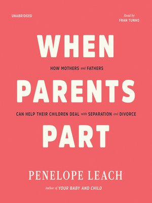 cover image of When Parents Part