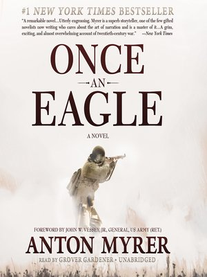 cover image of Once an Eagle