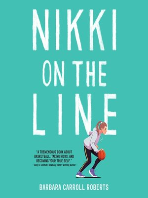 cover image of Nikki on the Line