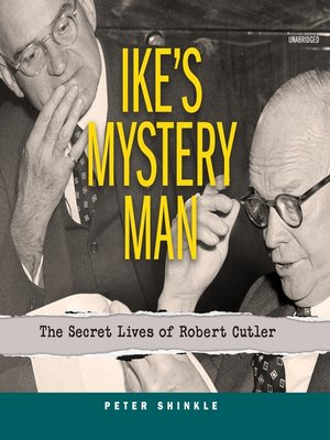 cover image of Ike's Mystery Man