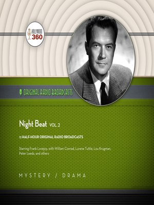 cover image of Night Beat, Volume 2