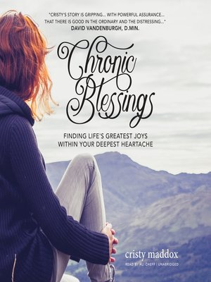 cover image of Chronic Blessings