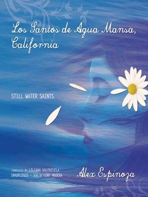 cover image of Los Santos de Agua Mansa California