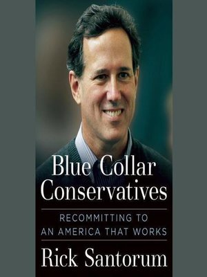 cover image of Blue Collar Conservatives