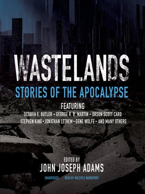cover image of Wastelands