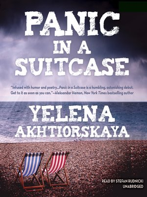 cover image of Panic in a Suitcase