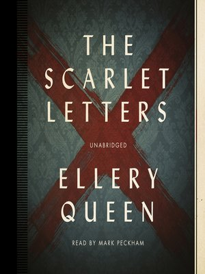 cover image of The Scarlet Letters