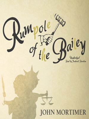cover image of Rumpole of the Bailey