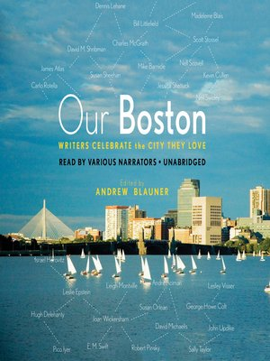 cover image of Our Boston