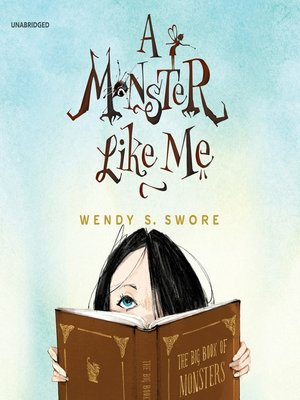 cover image of A Monster like Me