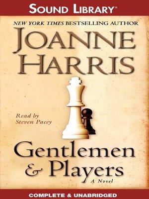 cover image of Gentlemen & Players