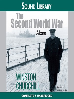 cover image of The Second World War: Alone