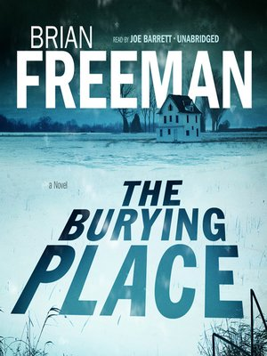 cover image of The Burying Place