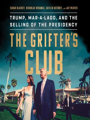 cover image of The Grifter's Club