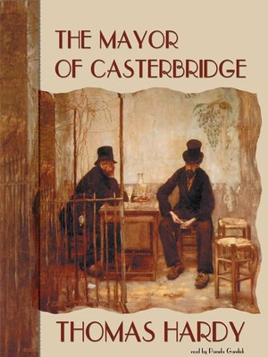 who wrote the mayor of casterbridge