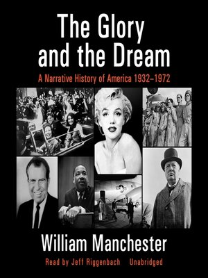 cover image of The Glory and the Dream