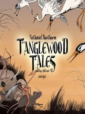 cover image of Tanglewood Tales