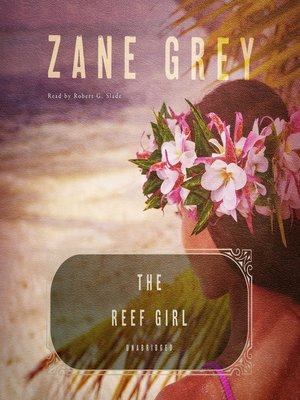 cover image of The Reef Girl