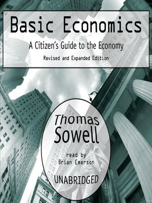 cover image of Basic Economics