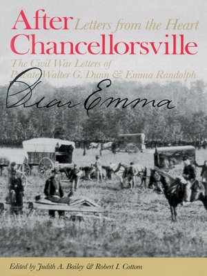 cover image of After Chancellorsville