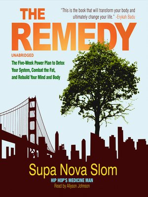 cover image of The Remedy