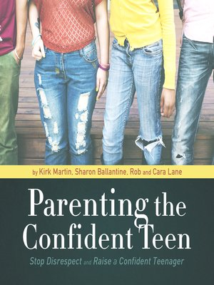 cover image of Parenting the Confident Teen