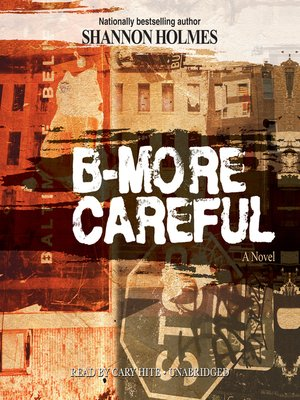 cover image of B-More Careful
