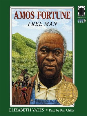 cover image of Amos Fortune