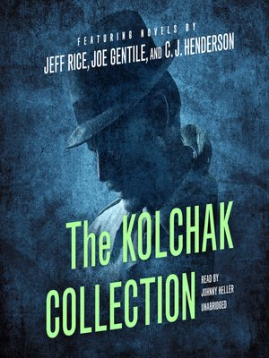 cover image of The Kolchak Collection