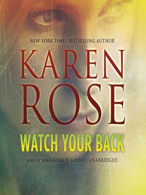 cover image of Watch Your Back