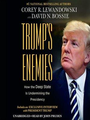 cover image of Trump's Enemies