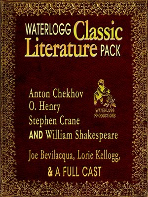 cover image of Waterlogg Classic Literature Pack
