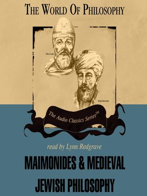 cover image of Maimonides and Medieval Jewish Philosophy