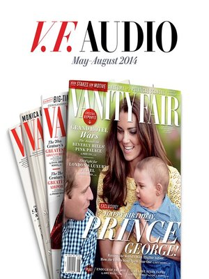 cover image of Vanity Fair: May-August 2014 Issue